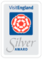 Visit England Silver Guest House Award